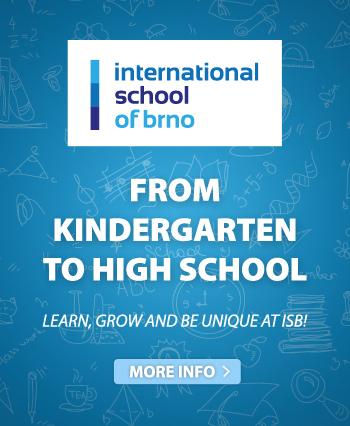 Brno International School - Homepage