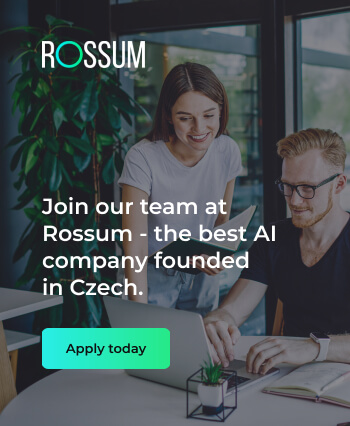 Rossum AI - Homepage Side Banner 2