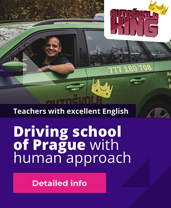 Autoskola King - Homepage Side Banner