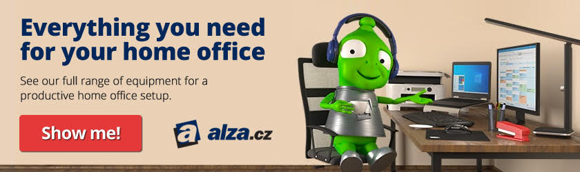 Alza.cz Home Office