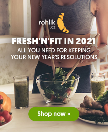 Rohlik Side Banner - Fresh'n'fit in 2021