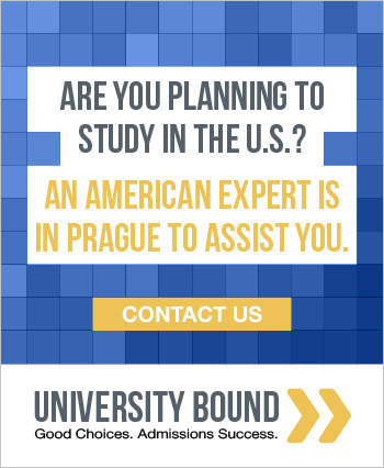 University Bound - Homepage Side Banner