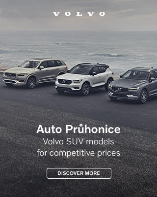 Volvo - Auto Pruhonice - HP Side Banner