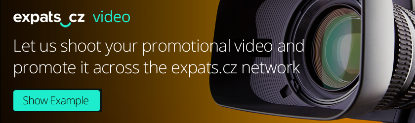 Expats.cz Video Production