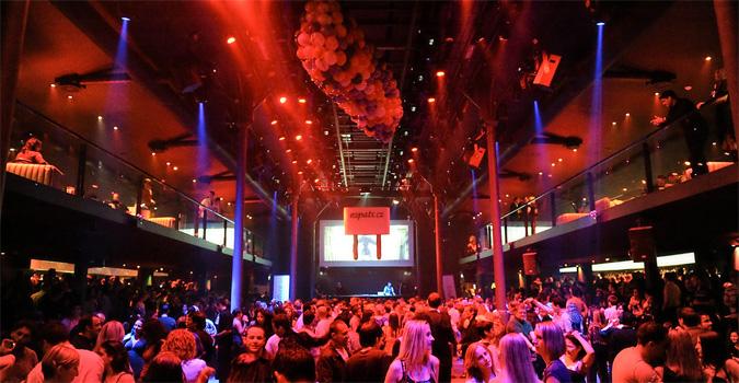 Prague Best Clubs on Nightclub Interior Design