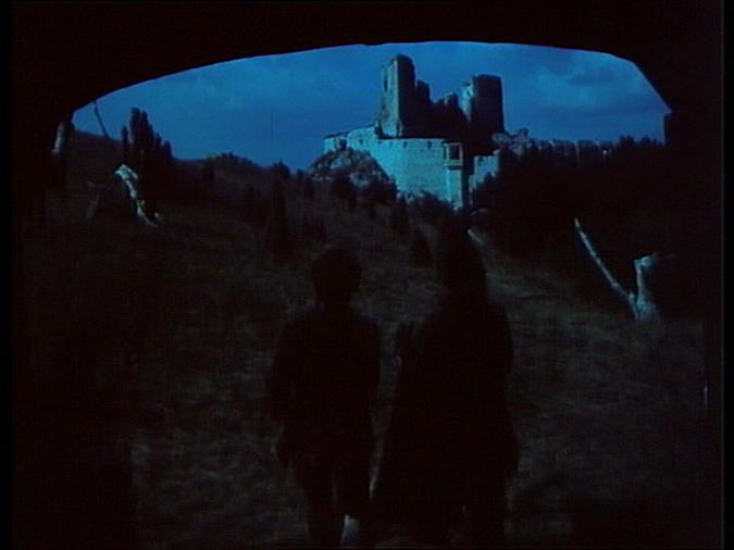 Tajemství hradu v Karpatech (The Mysterious Castle in the Carpathians)