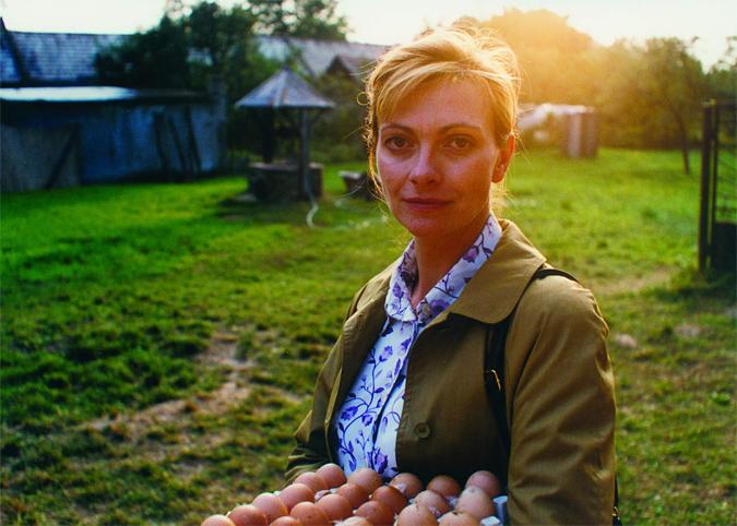 Jana Hubinská in Nevěrné hry (2003)