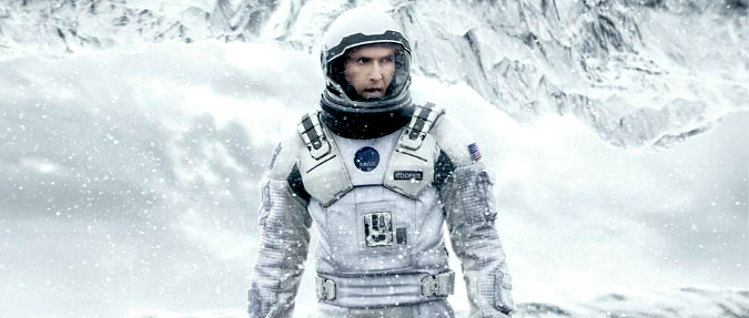 Christopher Nolan's Interstellar hits screens on November 6