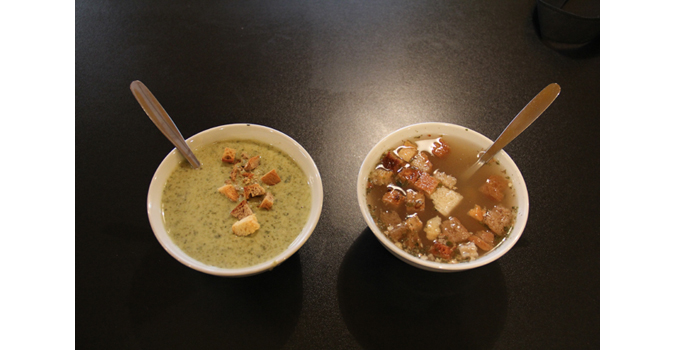 For Foodies: Soup's On