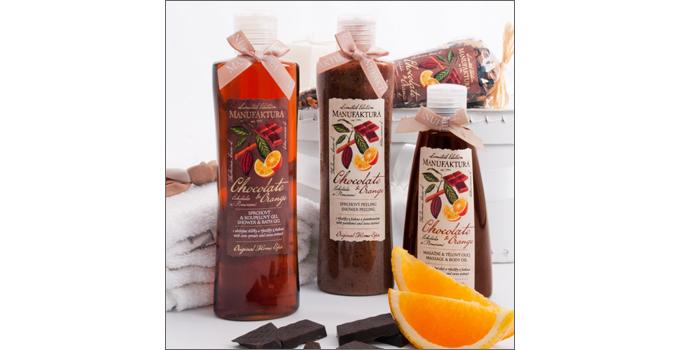 Manufaktura Chocolate & Orange Line