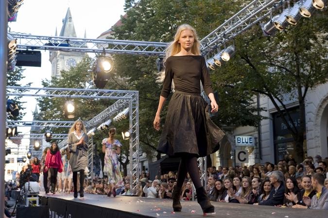 High Fashion Shops In Prague