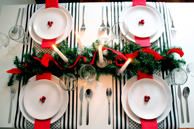 , 3 easy ways to decorate a holiday table, Expats.cz Latest News & Articles - Prague and the Czech Republic, Expats.cz Latest News & Articles - Prague and the Czech Republic