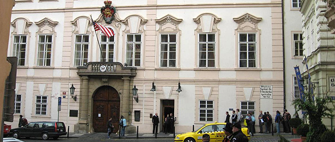 U.S. Embassy in Prague