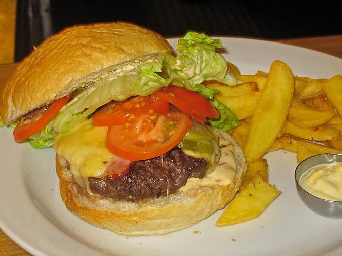 Brewsta's Burgers 2011