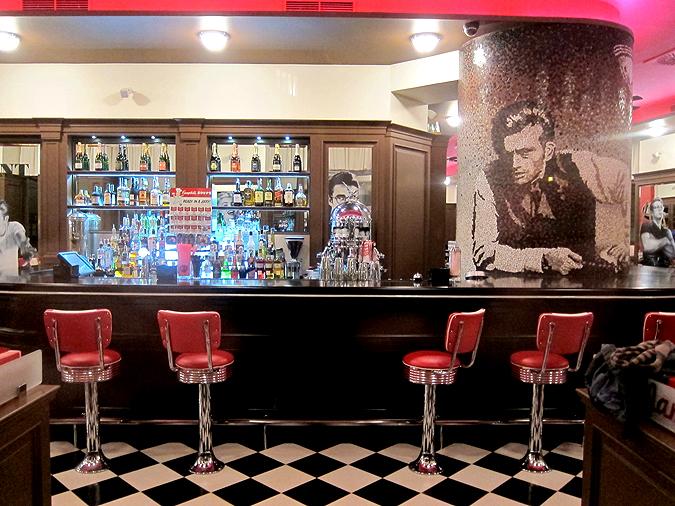 james dean bar prag