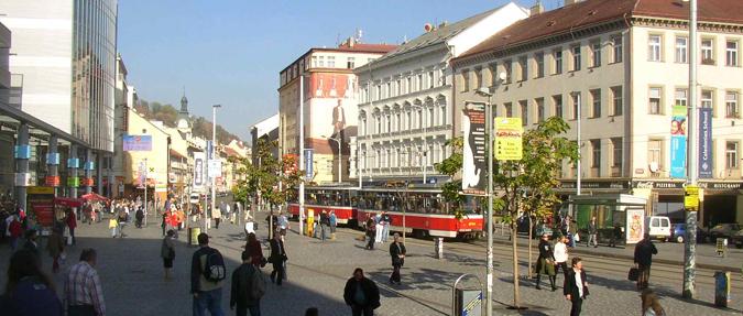 Novy Smichov Prague Prague Districts sm Chov