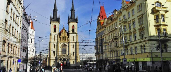 Prague Districts: Holešovice - part I.