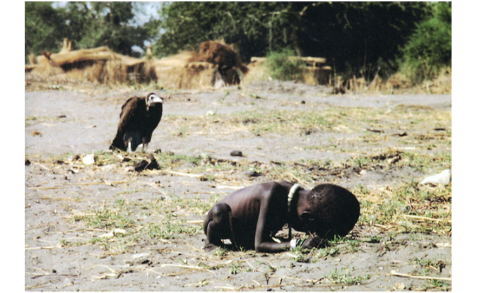 Kevin Carter (1960-1994) - Sudan 1993