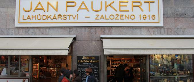 For Foodies: Jan Paukert Lahůdkářství