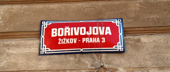 Bořivojova - the Street That Has it All?