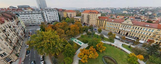 Generál Kutlvašr Square