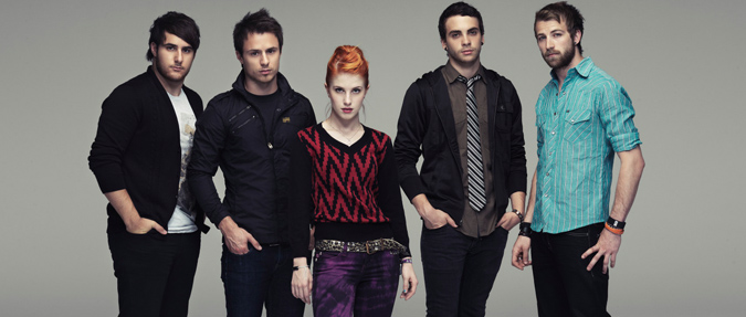 Paramore announce first European festival show with new line-up