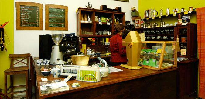 MamaCoffee Fairtrade coffee roasting house