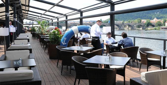 Prague Restaurants With The Best Views Prague Czech