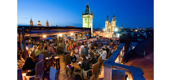Good Restaurants In Prague