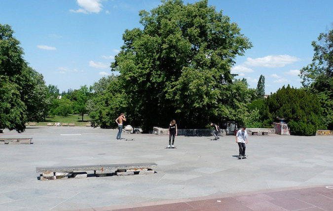 Prague's Hidden Skateboard Scene