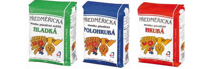 Deciphering Czech Flour