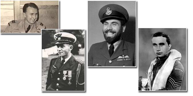Czechoslovak Pilots of the RAF