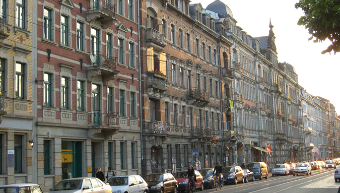 Shopping Abroad: Dresden