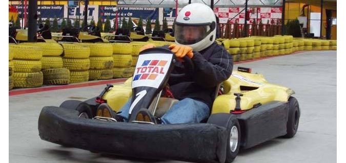 Go-Karting in Prague
