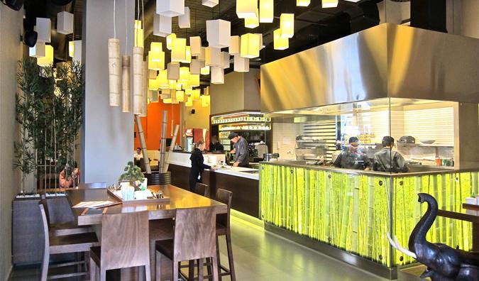 Zebra Asian Noodle Bar
