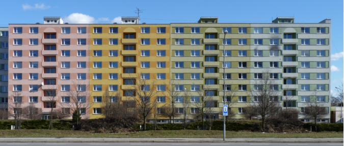Cemented In: Prague's Panelák Estates