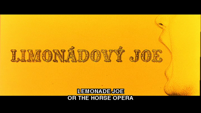 DVD Review: Lemonade Joe