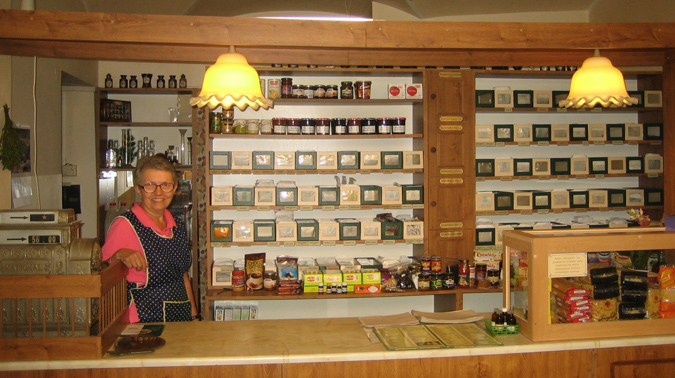 U Salvátora Spice Shop in Old Town