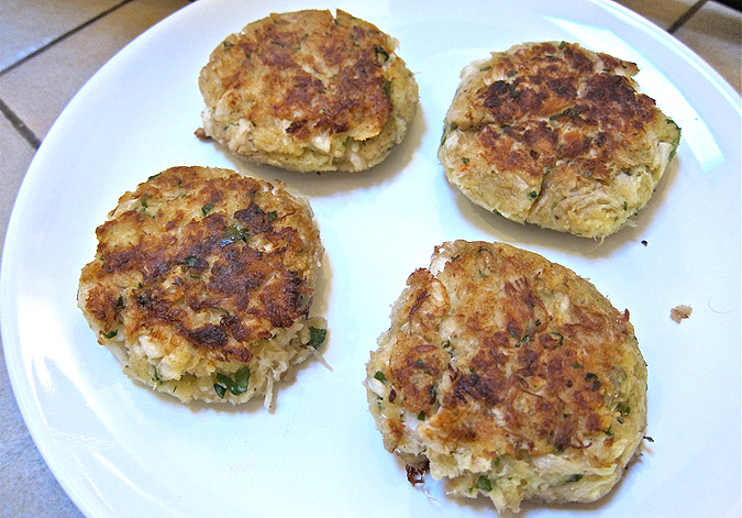 Brewsta's Crab Cakes