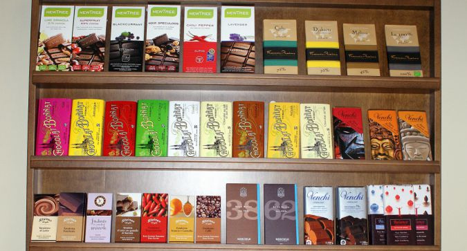 The Chocolate Lovers' Guide to Prague
