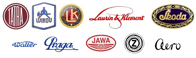 Old Logos of the Automobile Makers