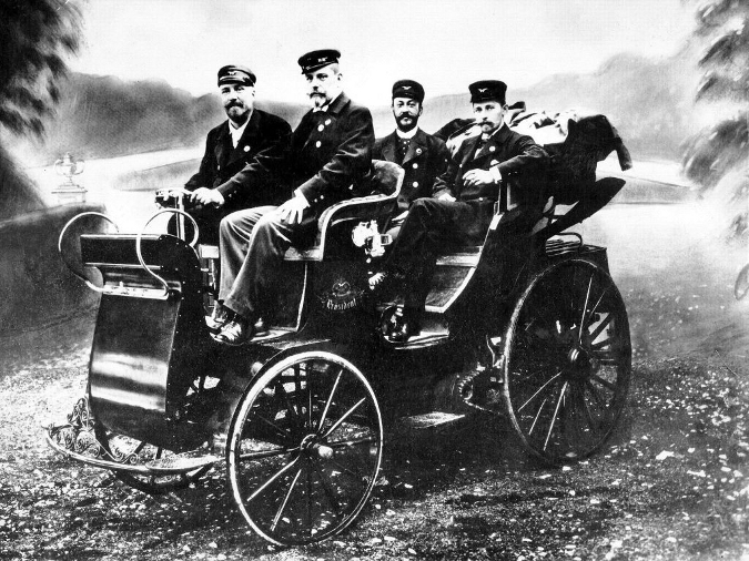 NW Präsident - First Czech automobile produced under the Austro-Hungarian Empire