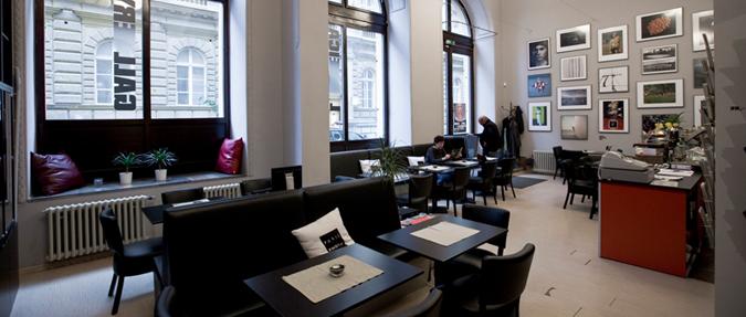 Café review: Leica Gallery Café