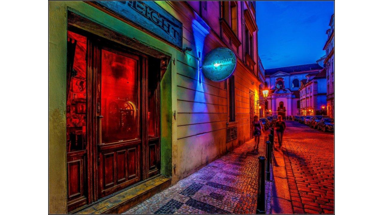 Bar Review: Blue Light