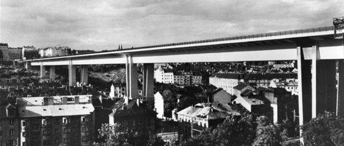 Nusle Bridge / Nuselský most