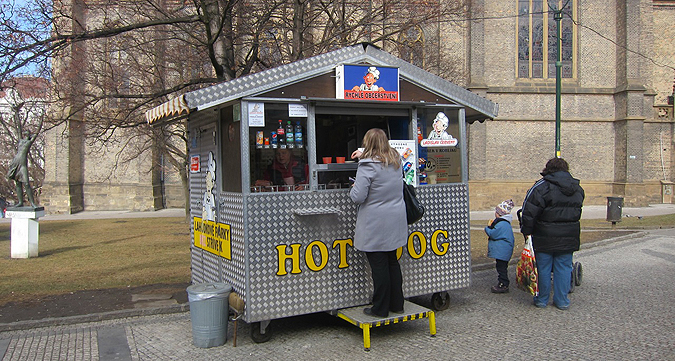 How Much Do Hot Dog Stands Make In New York