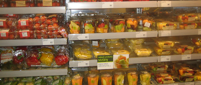 For Foodies: Marks and Spencer