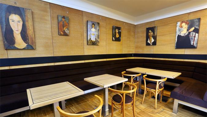 Café Review: Café Modi