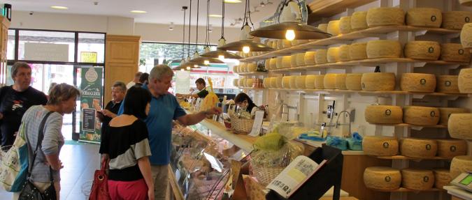 For Foodies: La Formaggeria Gran Moravia