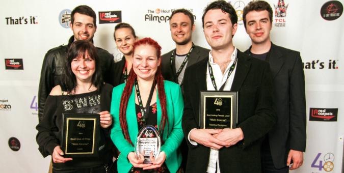 2012 Prague winning team Láska